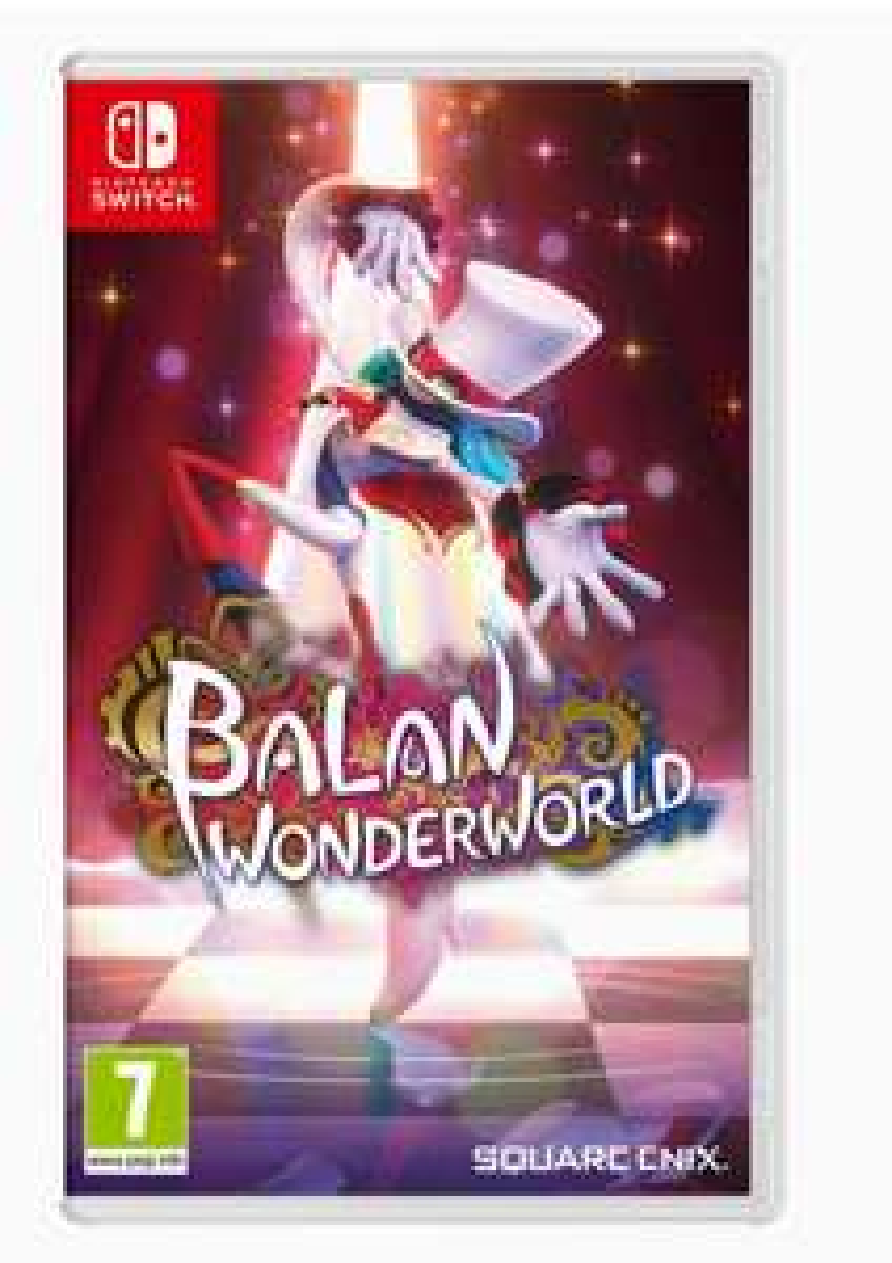 Balan Wonderworld Nintendo Switch (16,68£)