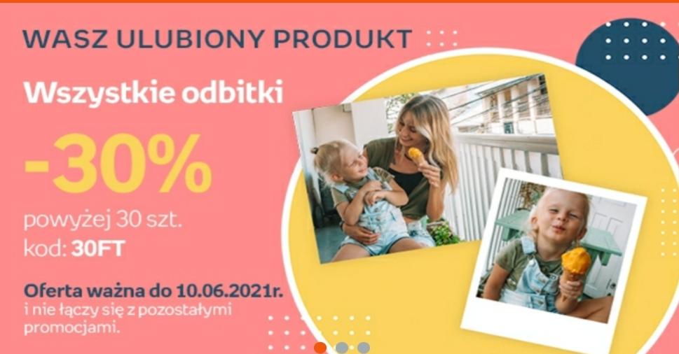 Empikfoto -30% na wszystkie odbitki