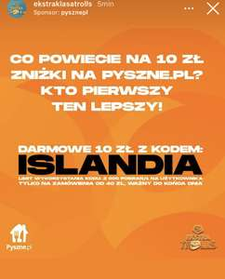 pyszne.pl -10PLN MWZ 40PLN