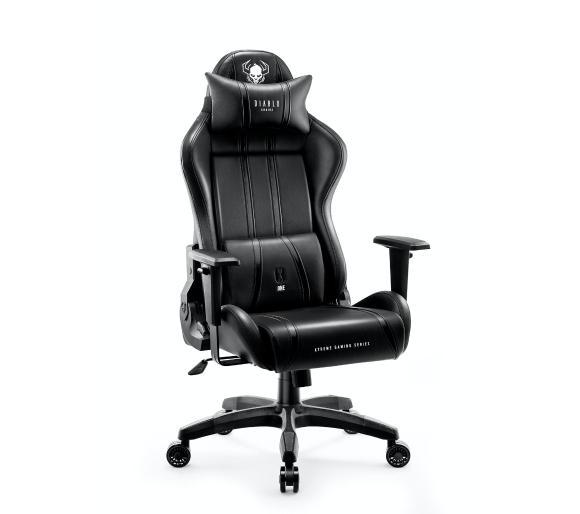 Fotel dla graczy Diablo Chairs X-ONE 2.0 (rozmiar L, kolor czarny) @ Euro