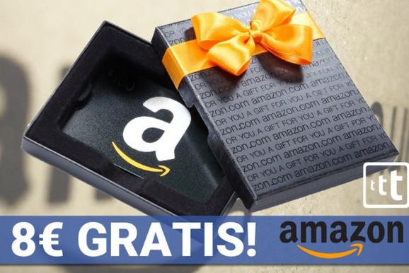 Kupon 8 Euro Amazon.fr w usłudze doładowania 80€, 6€ na Amazon.es za doładowanie 60€, 6€ na Amazon.it za 90€. Bez MWZ, przedmioty od Amazon