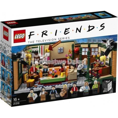 LEGO ® IDEAS - FRIENDS-PRZYJACIELE-CENTRAL PERK 21319
