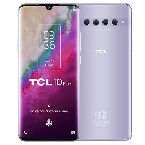 Smartfon TCL 10 Plus, 6/64GB, Amoled, Snap 665