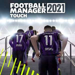 Football Manager 21 [ Nintendo Switch]