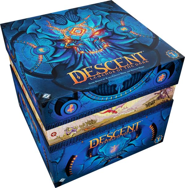 Descent: Legends of the Dark przedsprzedaż gra planszowa