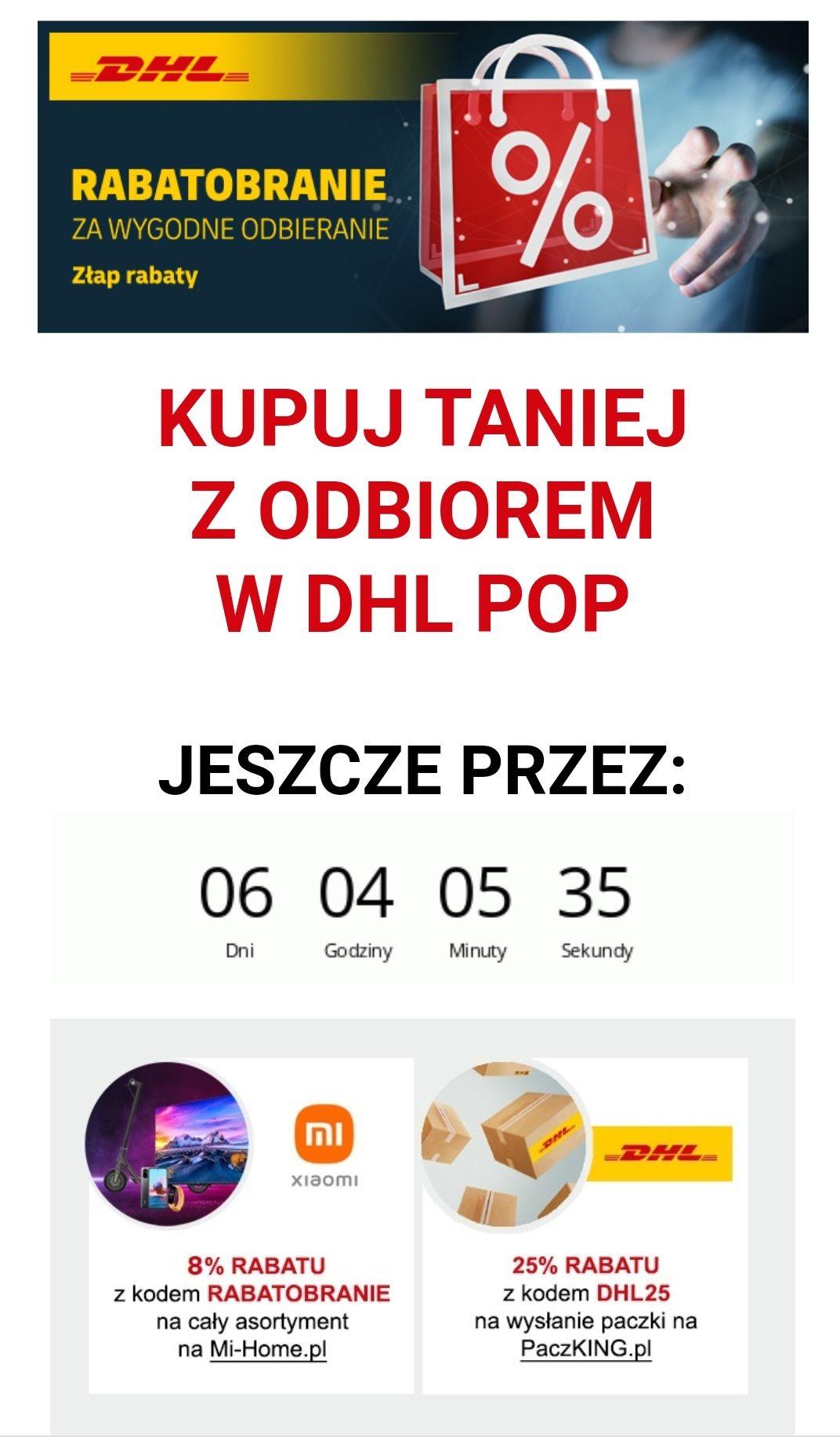 8% rabatu na cały asortyment na Mi-Home.pl PONOWNIE DOSTĘPNY