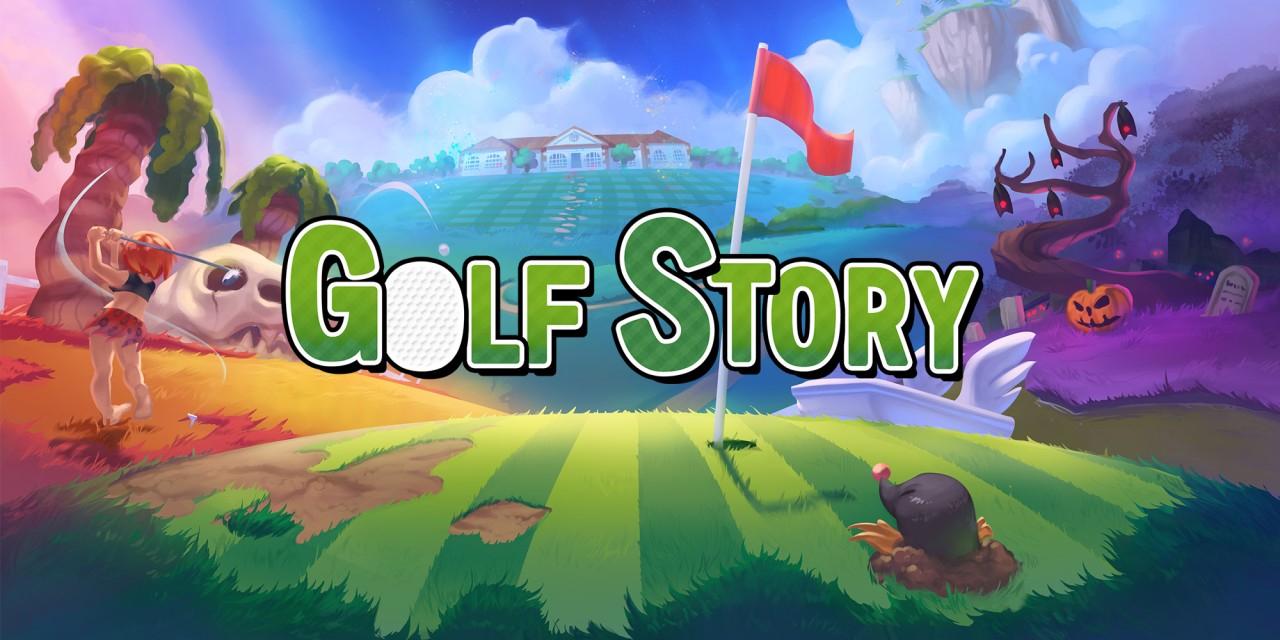 Golf Story (Switch -Nintendo eShop) £6.74