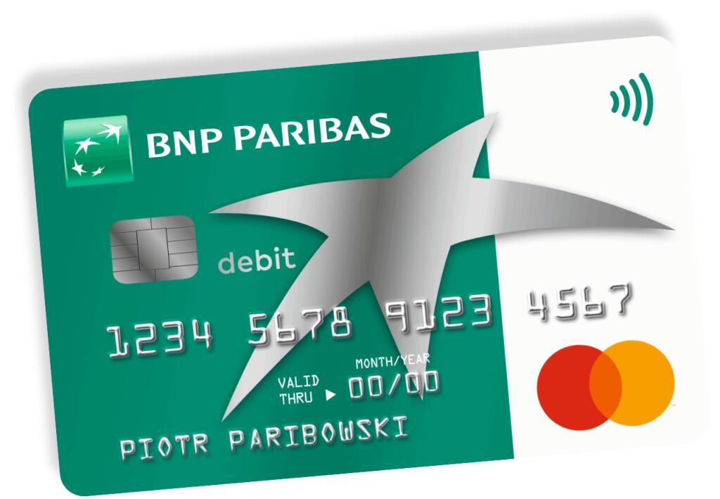 """Promocja """"Otwórz się na zmiany"""" z bonusem 300 PLN za założenie konta w BNP Paribas"""