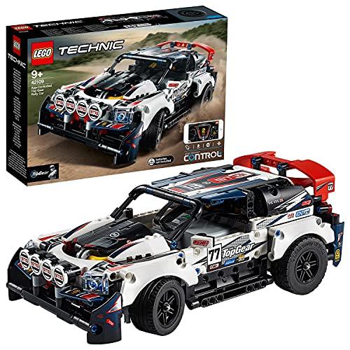 Lego 42109 Technic - auto wyścigowe Top Gear sterowane przez aplikację