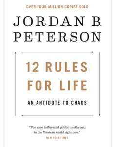 12 Rules for Life: An Antidote to Chaos Jordan B. Peterson ebook