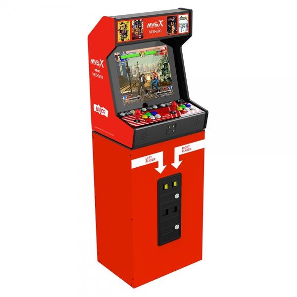 Automat do gier SNK MVSX NeoGeo (ekran 17 cali, 50 wbudowanych gier, dla dwóch graczy) Geekbuying