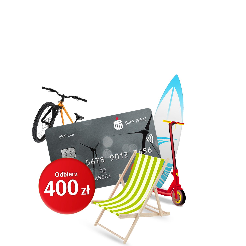 2x 16000 pkt Mastercard Priceless (400 zl) za płatności kartą kredytową PKO