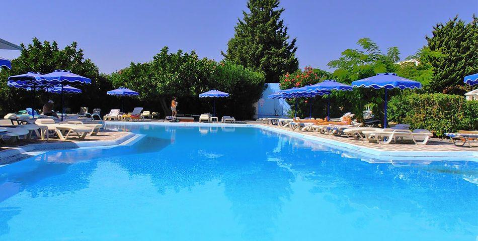 7 dni na Rodos all inclusive Hotel Loutanis 3*