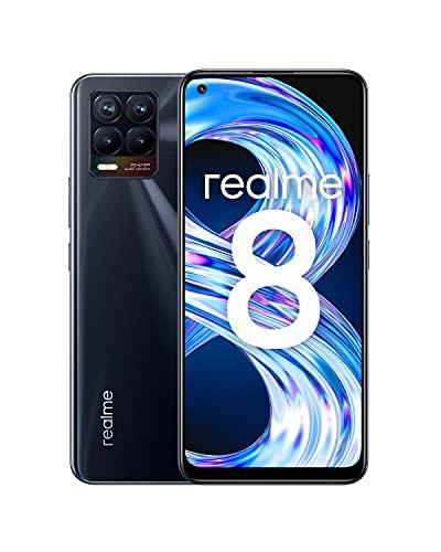 Smartfon Realme 8 4/64GB - sprzedaż i realizacja Amazon.es (166,58€)
