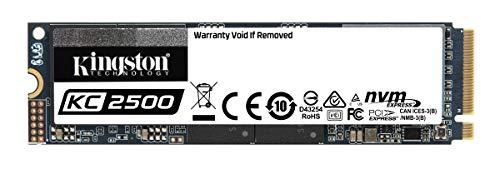 Dysk SSD Kingston KC2500 1TB M.2 2280 TLC DRAM PCIe 3.0 3500MB/s/2900MB/s