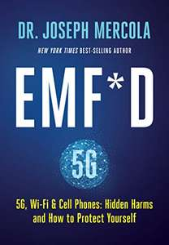 EMF*D: 5G, Wi-Fi & Cell Phones: Hidden Harms and How to Protect Yourself ebook (tematyka: ochrona przed polami elektromagnetycznymi)