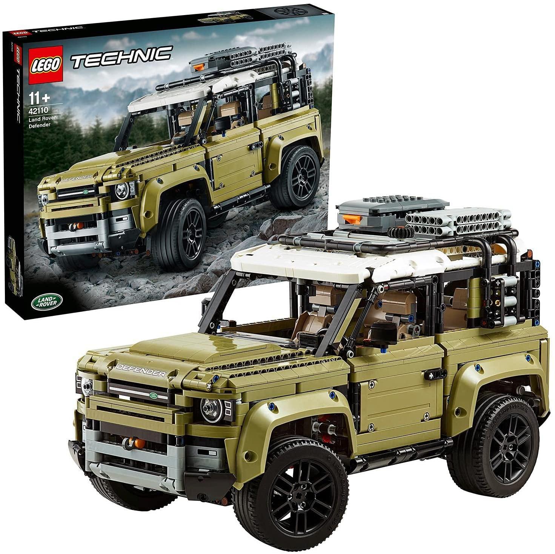 LEGO land Rover 42110 107,66€