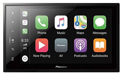 Pioneer SPH-EVO82DAB 2-DIN Modułowy odtwarzacz multimediów | Apple CarPlay | Android Auto | WebLink [294 EUR]