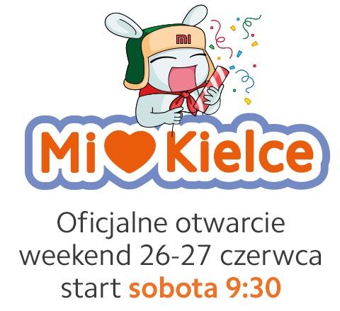 Otwarcie MiStore w Kielcach (w promocji m.in. Xiaomi Handheld g10 za 799zl)