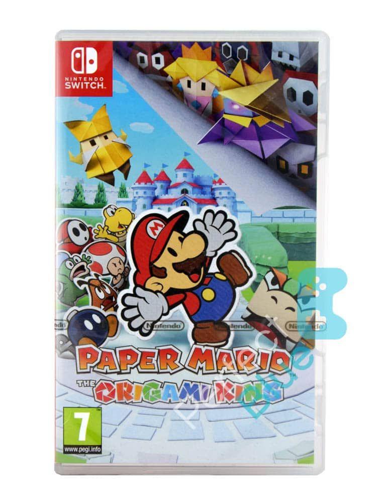 Gra Paper Mario the Origami King Nintendo Switch