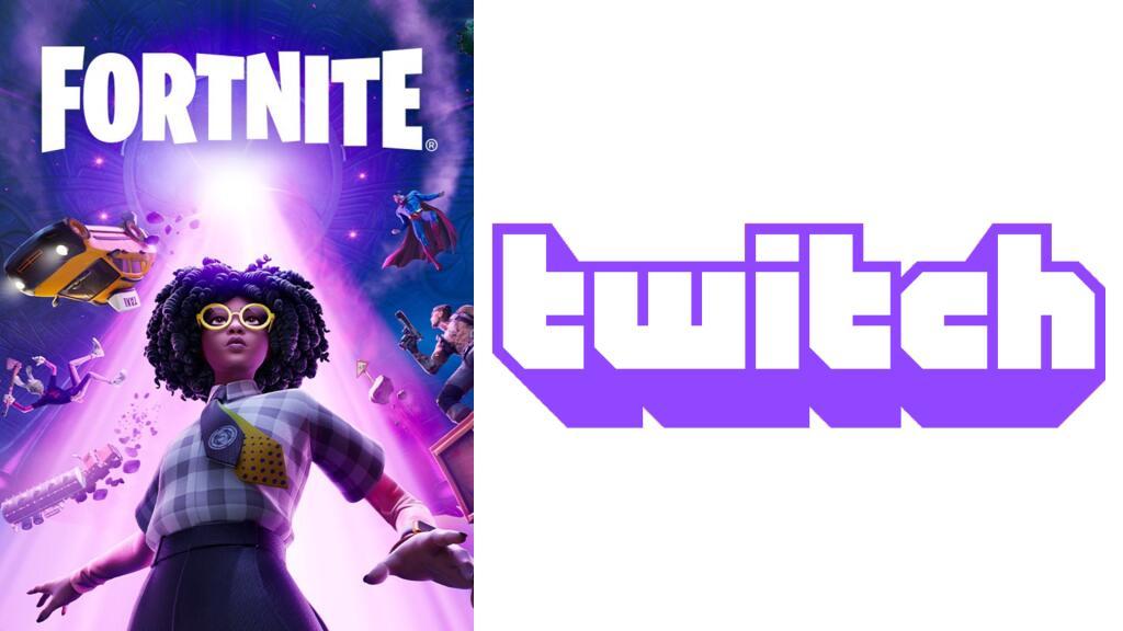 Twitch dropy Fortnite FNCS All-Star Drops
