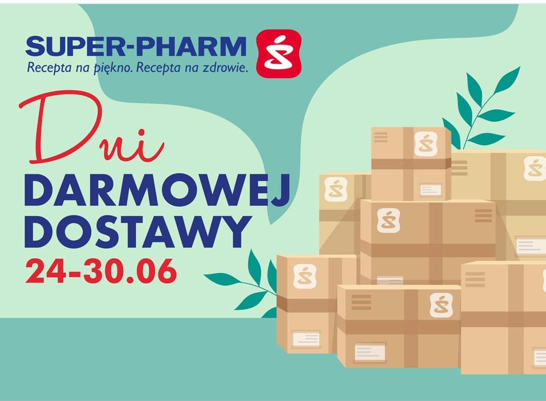 Dni Darmowej Dostawy w Super-Pharm // bez MWZ