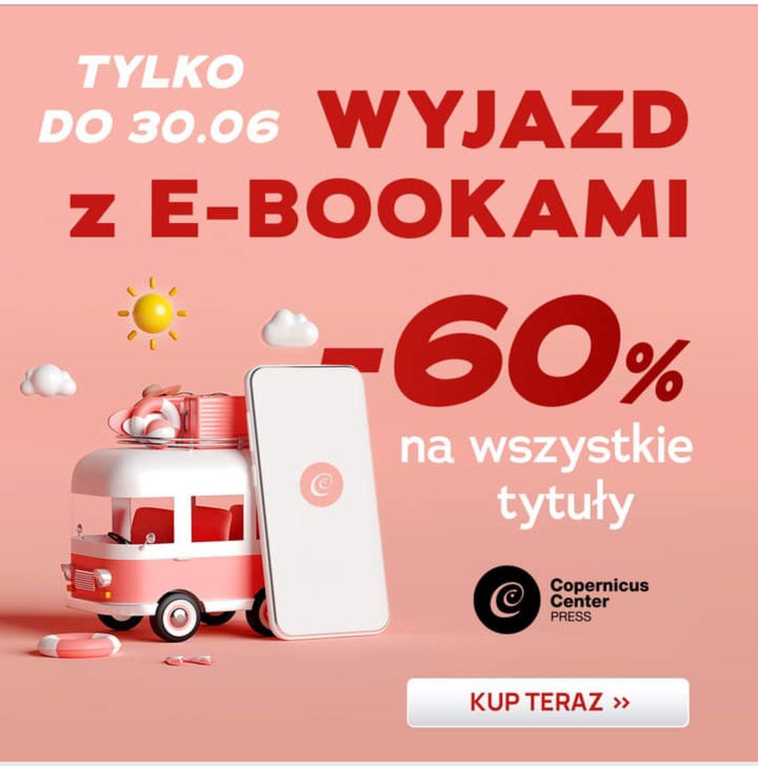 -60% na wszystkie e-booki Copernicus Press