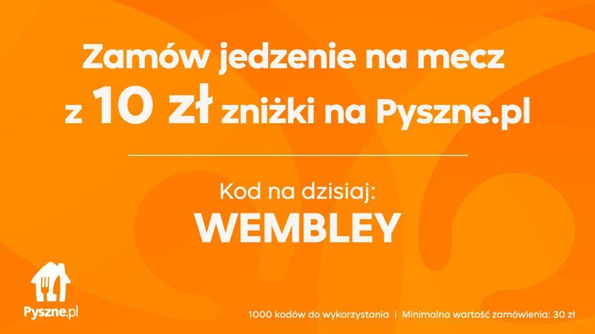 Pyszne.pl zniżka 10 zł. MWZ 30 zł dwa kody