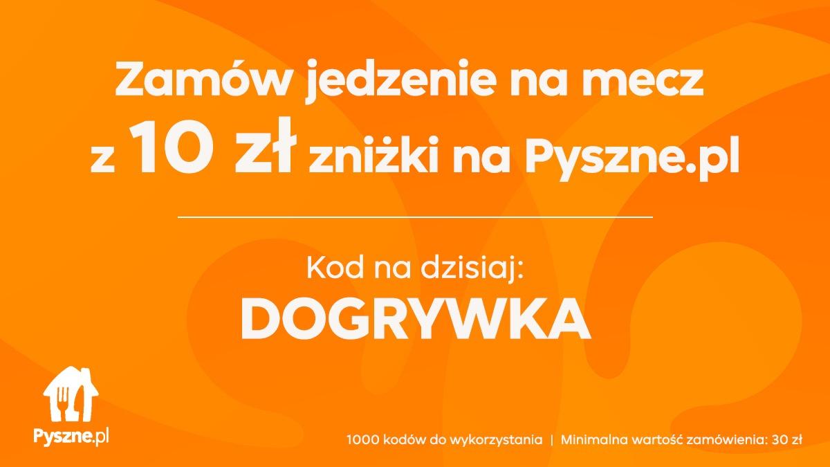 -10 zł na Pyszne.pl - drugi kod