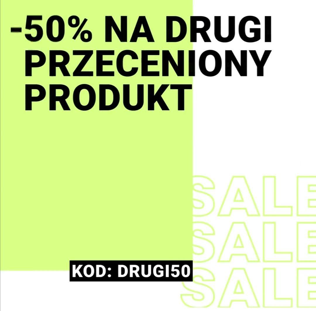 Diverse 50% rabatu na drugi przeceniony produkt