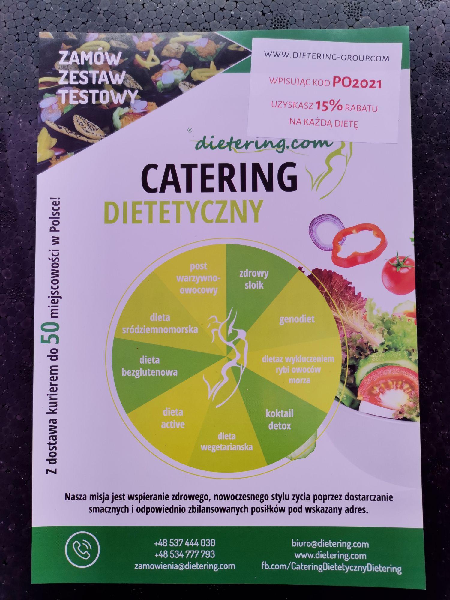 Dietering.com catering dietetyczny