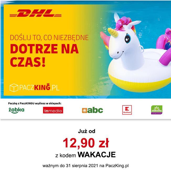 DHL - kod rabatowy