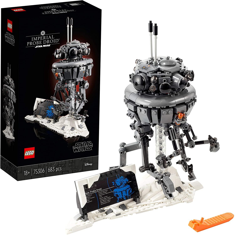 Klocki LEGO Star Wars 75306 Imperialny droid zwiadowczy @Amazon.pl / Amazon.de