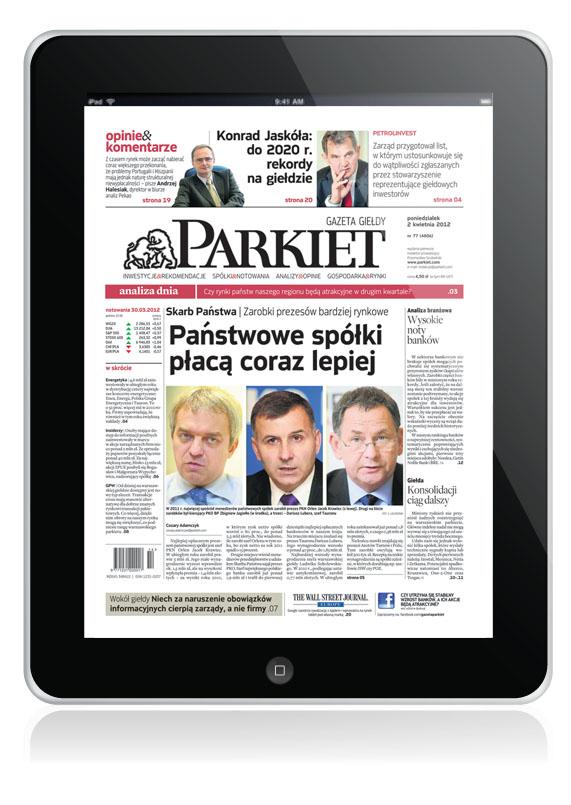 PARKIET - 1 miesiac ZA DARMO :)