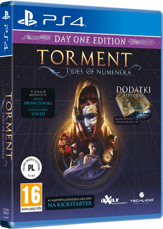 Torment: Tides of Numenera na PS4 za 69,90