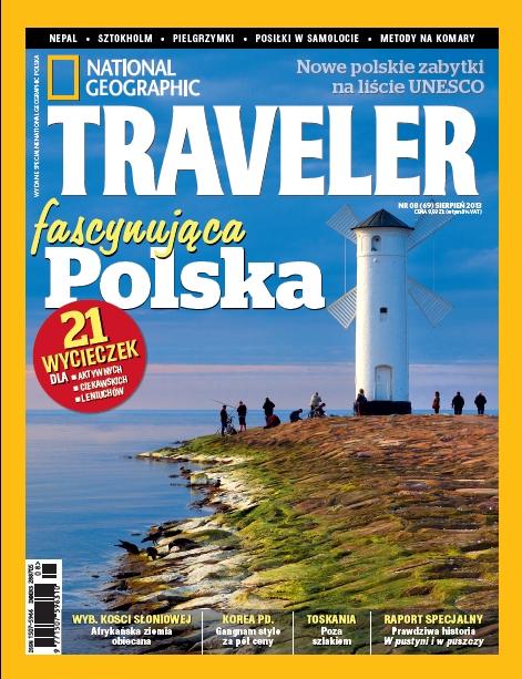 National Geographic Traveler -40% prenumerata