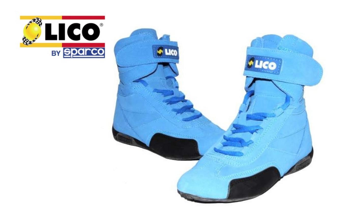 89zl zamiast 359zl LICO by SPARCO buty kartingowe 36/36 rozmiar