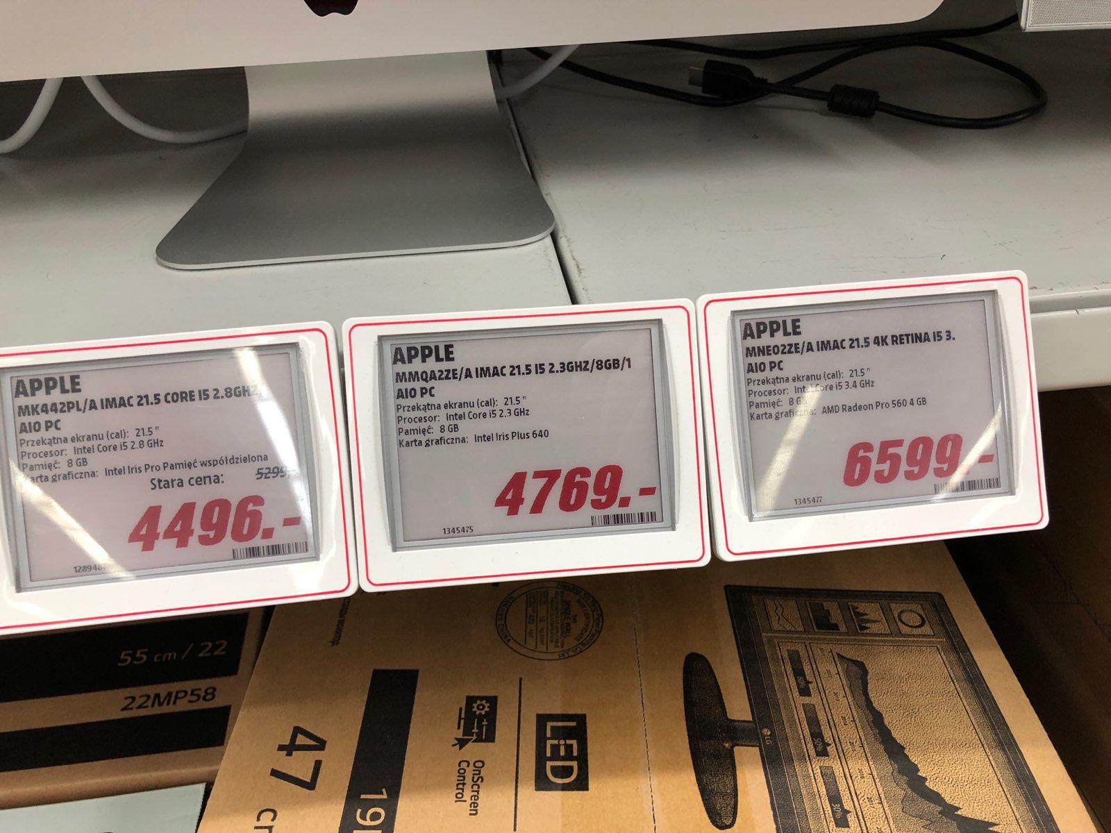 Apple iMac MK442PL/A