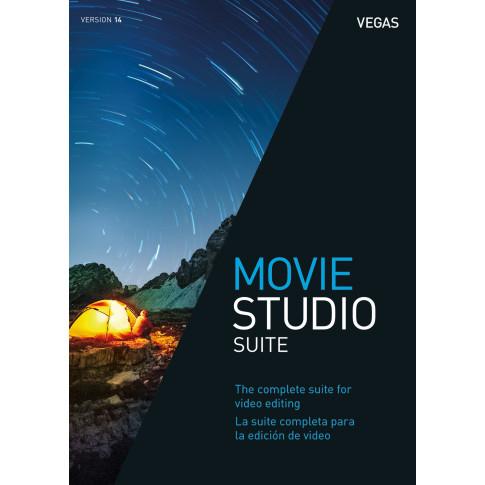 Program do obróbki wideo Vegas Movie Studio Suite 14