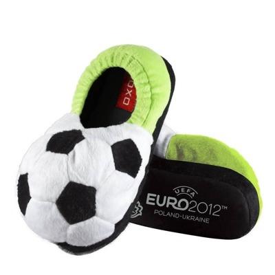 """Kapcie chłopięce """"Euro 2012"""" rozm. 22-24 za 17,99zł @ Soxo"""