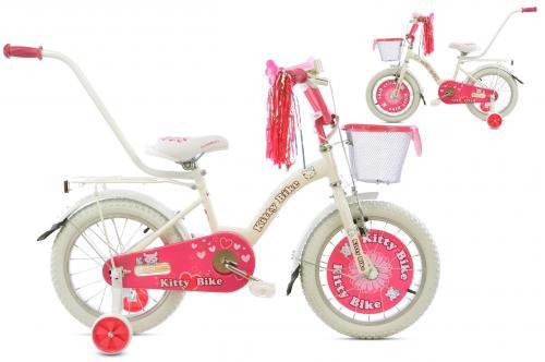 Rowerek dla dziewczynki KARBON KITTY @ arena.pl
