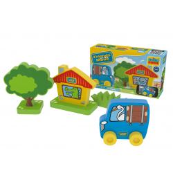 Zabawka piankowa Friends on the Move za 13,50zł (-50%, 4 zestawy do wyboru) @ Imperium Zabawek