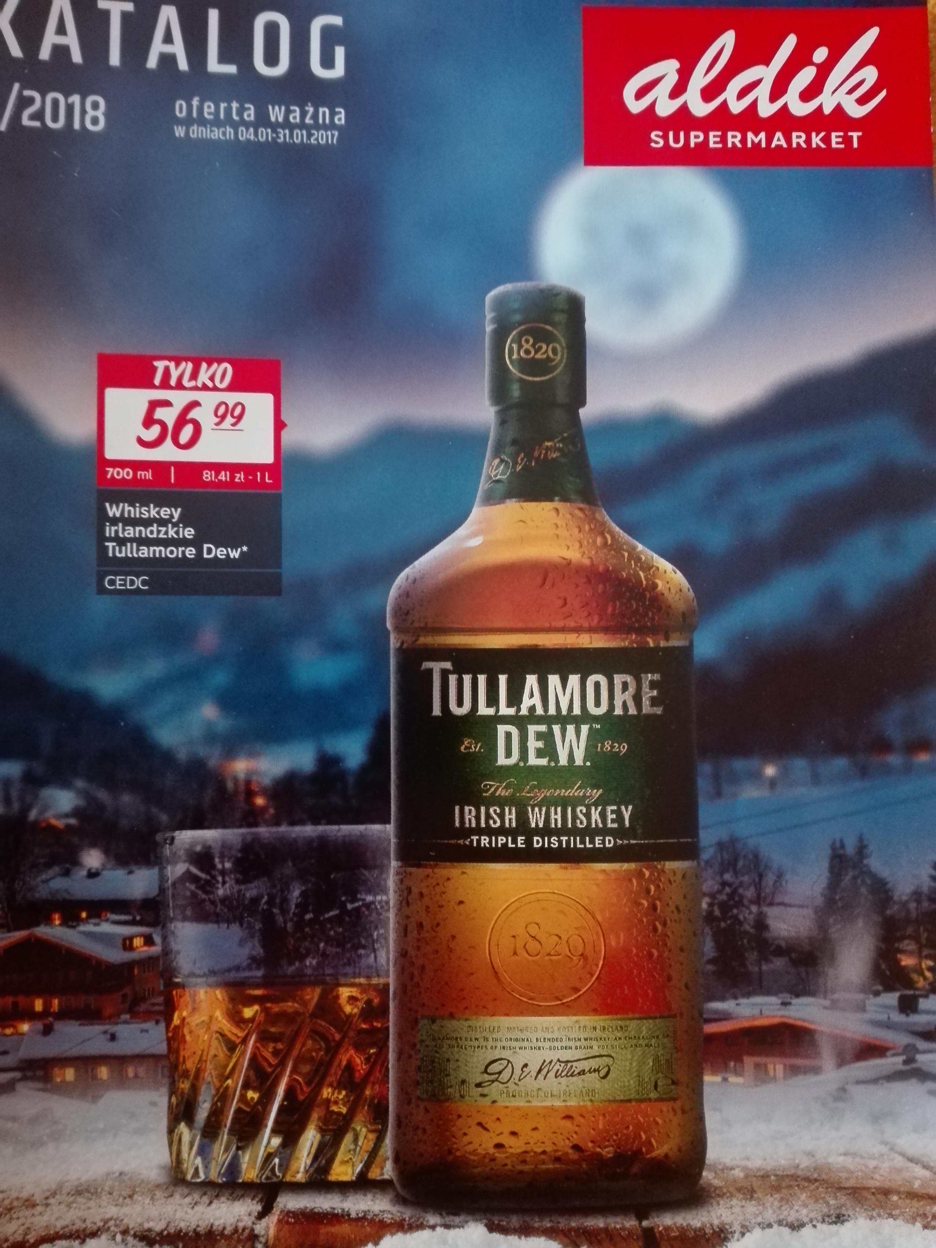 ALDIK 0.7 Tullamorea 57 zł, 0.7 Williama Peela 35 zł i inne