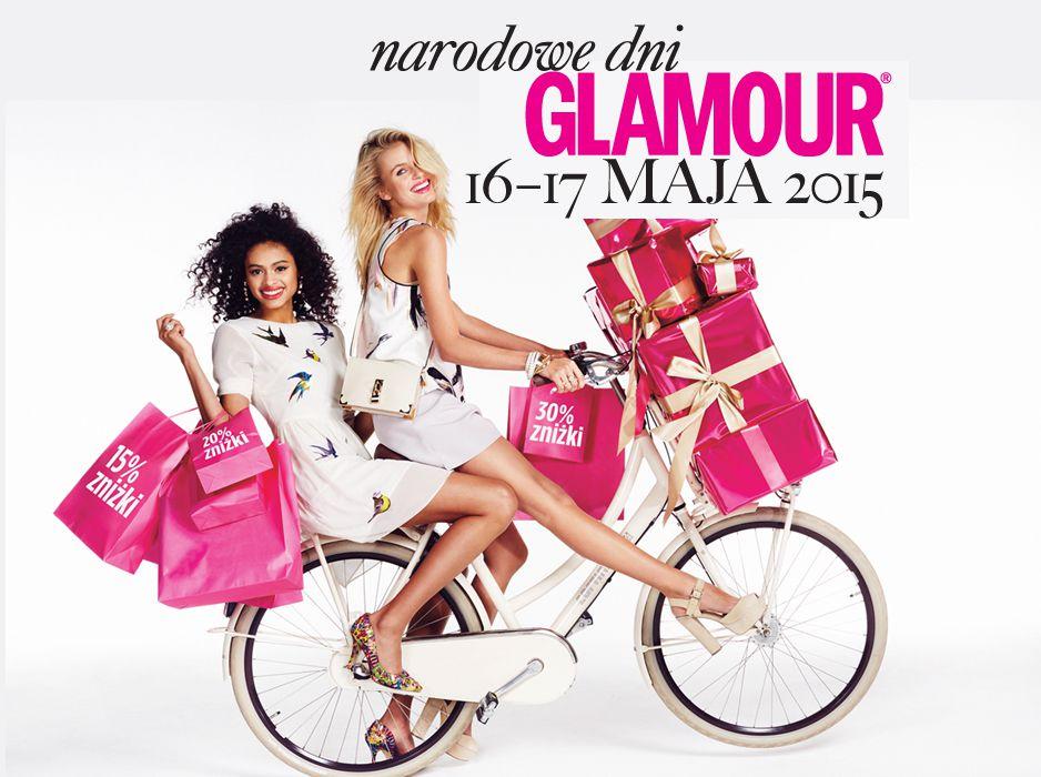Kupony rabatowe na zakupy (do -40%) @ Glamour/Gala
