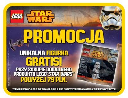 Figurka GRATIS przy zakupie figurki Animal Planet lub Lego Star Wars @ Fido