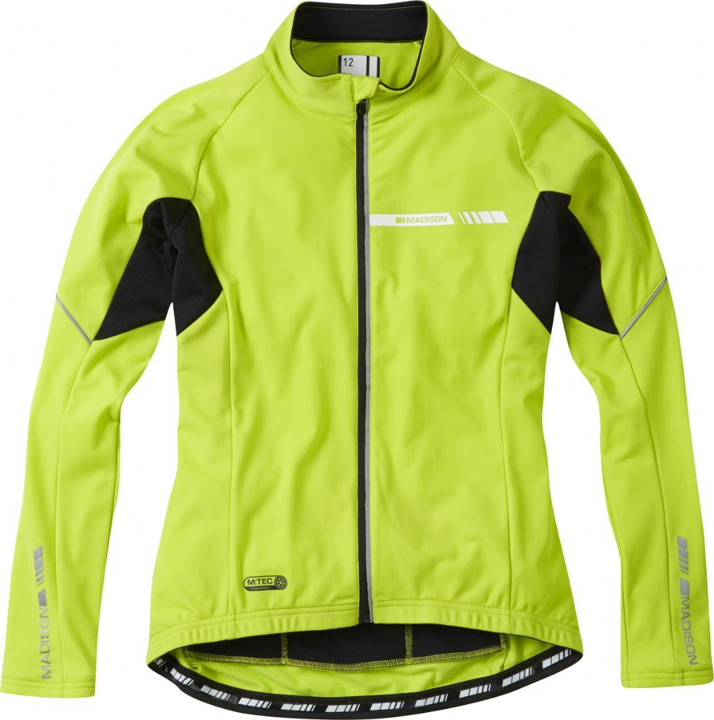 Damska bluza rowerowa    Madison Sportive Long Sleeve Thermal Roubaix Jersey