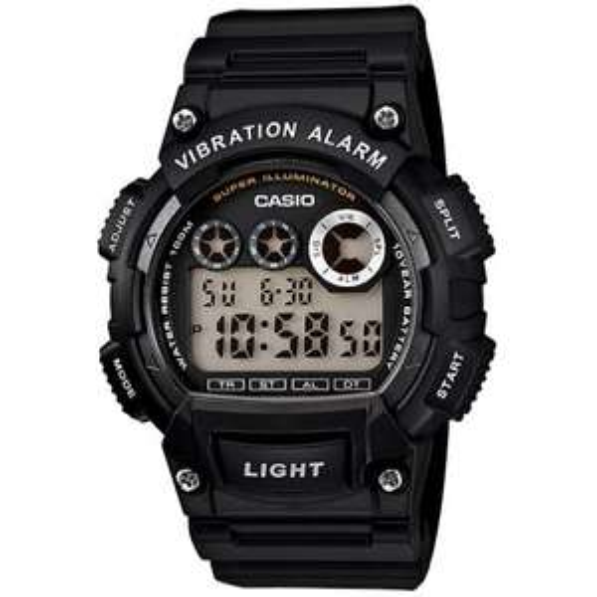zegarek CASIO z wibracją