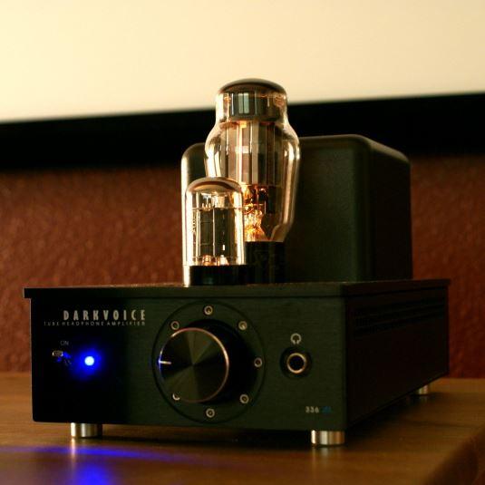 Wzmacniacz słuchawkowy DarkVoice 336SE OTL