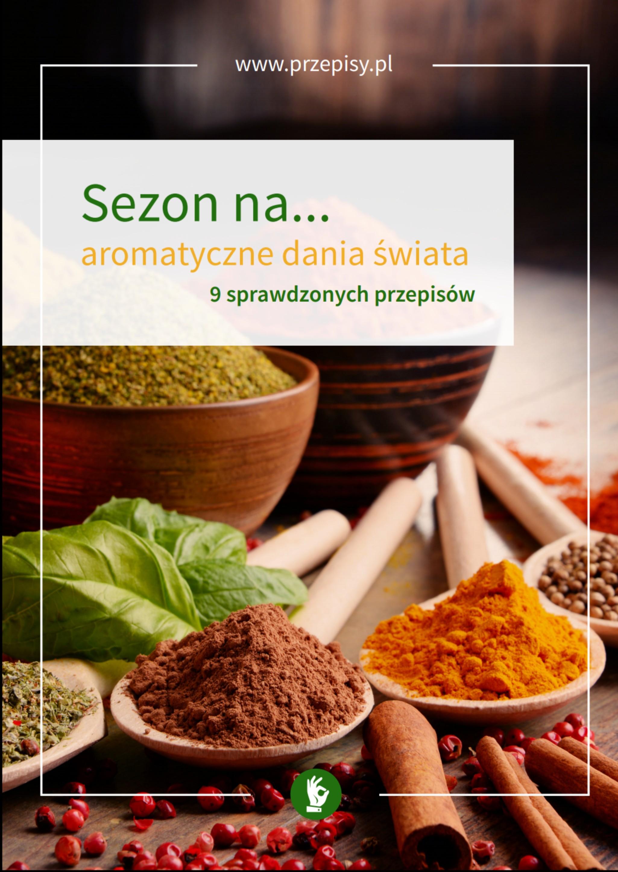 Darmowy ebook z przepisami od Knorr @ przepisy.pl