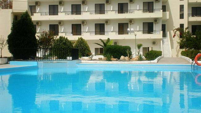 Grecja, Rodos, dobry hotel, All Inclusive 7dni GDN 18.06